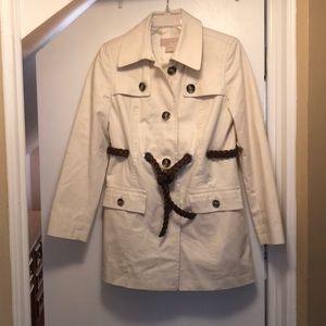 **NEVER WORN** Michael Kors trench coat